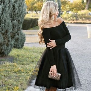 Bliss Tulle Ashley Skirt